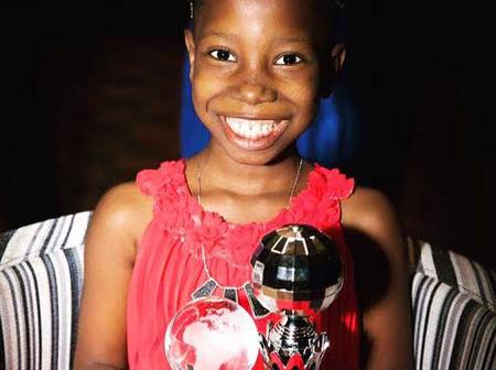 At A Tender Age, Emmanuella Is Really Making It Big In The Industry. See Her Achievements And Awards