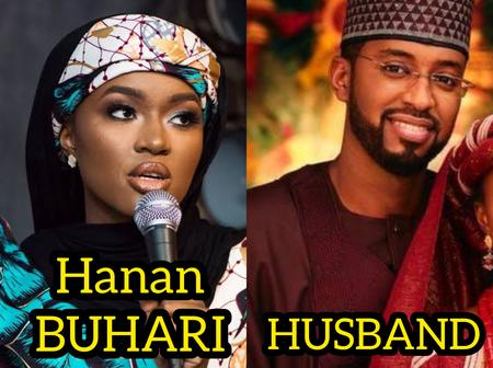 Here Are Photos Of Buhari's Children Who Are Married And the People they Got Married To