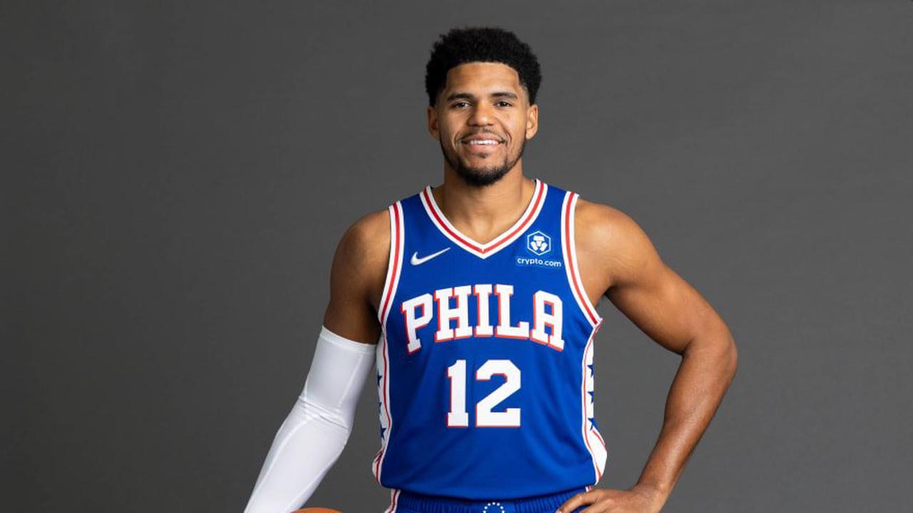 """Watch: Tobias Harris featured on latest episode of """"Cheat Day"""""""