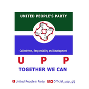 Just 2 days to election : U.P.P openly declares their support for this party- Mr Martin Osei address