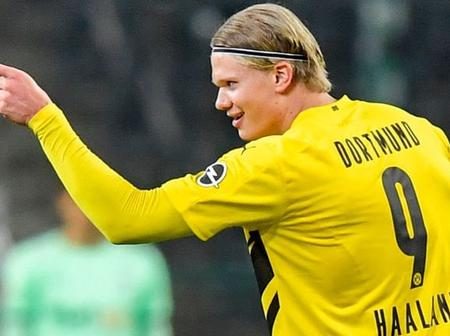 Erling Haaland Set To Join Manchester United