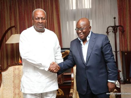 First Mahama and now Akufo Addo; the Volta and Oti regions deserve a piece of the cake. (Opinion)