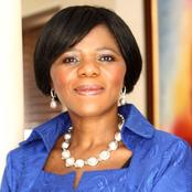 Thuli Madonsela the former Public Protector is reportedly romantically involve with a White dude