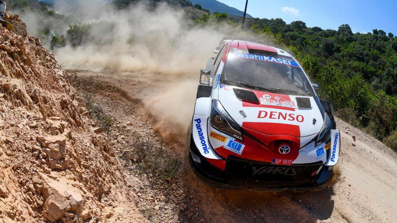 «C'est bien que le WRC revienne en Grèce, ce rallye fait partie de son histoire, il nous a manqué.»