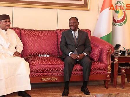 Présidentielle du 31 octobre / Alassane Ouattara