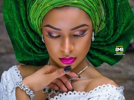 Astonished, Beautiful And Makeup, Gele For Your Outstanding Wedding
