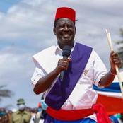 Raila Ends His Coastal Tour In Style