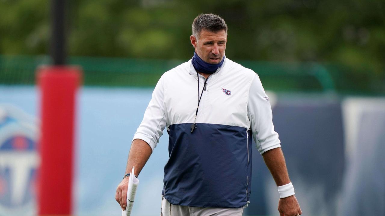 Mike Vrabel is second-longest tenured head coach of Titans era