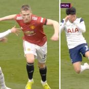 Tottenham Vs Manchester United: The Controversies And How All Was Resolved