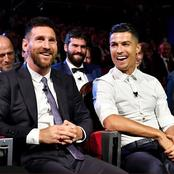 Checkout why Ronaldo and Messi were Omitted from UEFA Men's Player Award