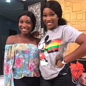 Meet the two beautiful actresses whom their mother is a top Nollywood Producer.