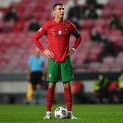 Cristiano Ronaldo Sets Another Record In Football