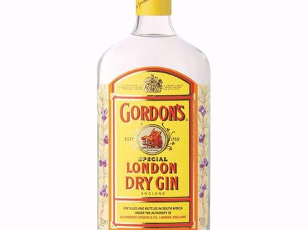 Drink Gin for extreme weight loss
