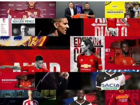 TRANSFER: All new players signed into premier league this summer, their former clubs and countries.