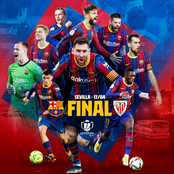 Copa del ray final - Three Senior players missing as Barca announce traveling sqaud versus Bilbao