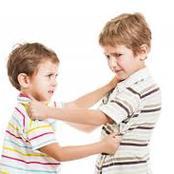 كيفية التعامل مع الطفل العدواني !