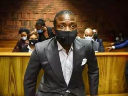 See how Bushiri react after hearing the judge in court