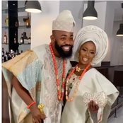 Check Out More Photos Of Comedian, Woli Arole's Traditional Wedding Ceremony