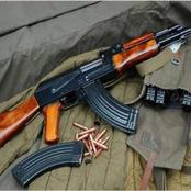 Tension in Kapedo As New Video Emerges Of Moran Gangsters Doing This While Carrying Ak 47 Gun