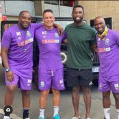 Siya Kolisi Gushes Over Meeting His Football 'Heroes'