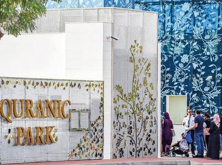 PHOTOS: See The Qur'anic Park In Dubai That Will Make You Wonder