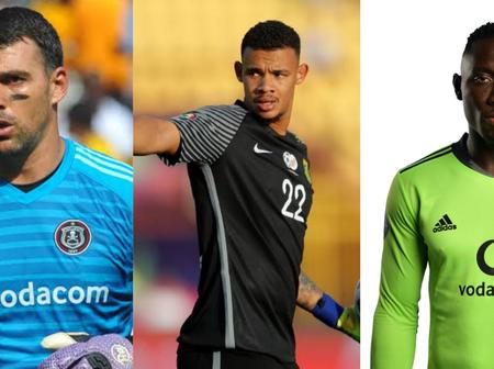 Major GoalKeeper Changes At Orlando Pirates