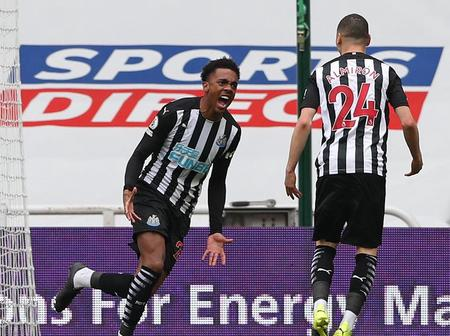Arsenal Man on Loan at Newcastle Denies Tottenham Hotspurs an Important Win