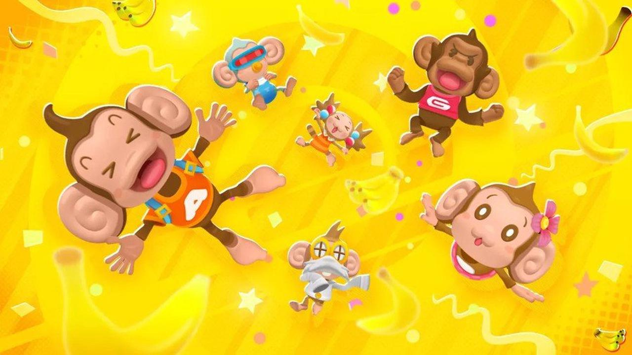 Unannounced Super Monkey Ball Game, Banana Mania, Rated in Brazil