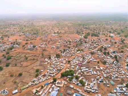 U/W: Sissala West Gradually Becoming a Desert