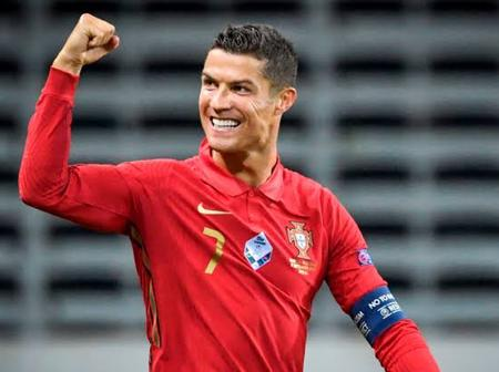 CR7 only needs this number of goals to become the Greatest goalscorer at International football