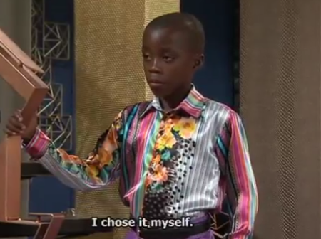 See what Mudi will do after what he saw in Muvhango