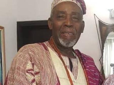Have You Seen Olu Jacobs Recently? Look At How The Veteran Actor Looks Now