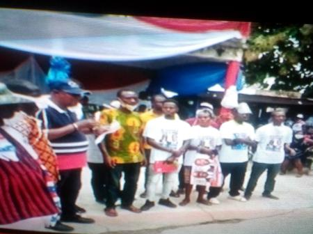 15 NDC Supporters Defect to NPP at Atwima Mponua.