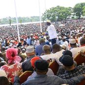 Raila's Next Week Tour Across The Country Disclosed