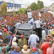 How DP Ruto Attracted Huge Crowds In Meru