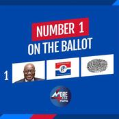What Symbol Can NPP Use To Communicate To Voters Looking At How '4 More 4 Nana' Is Over Hyped?