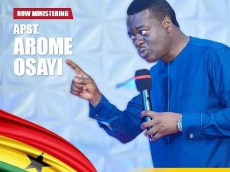 Check Out What Apostle Arome Osayi Said About Spiritual Husband And Spiritual Wife