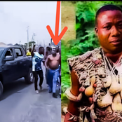 Video: Sunday Igboho Escapes An Attempt To Arrest Him By Armed Security Operatives Today