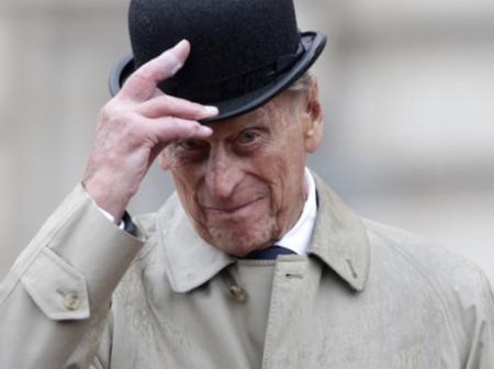 Queen Elizabeth's husband dies at age 99