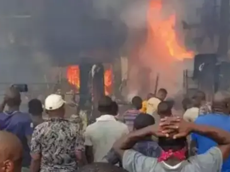 Today's Headlines: Bandits Kill 4 Persons, Buhari Makes Promise To Victims Of Katsina Fire Disasterr