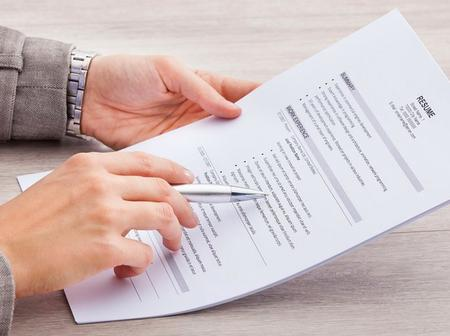 Here's The Right Way Of Writing A CV