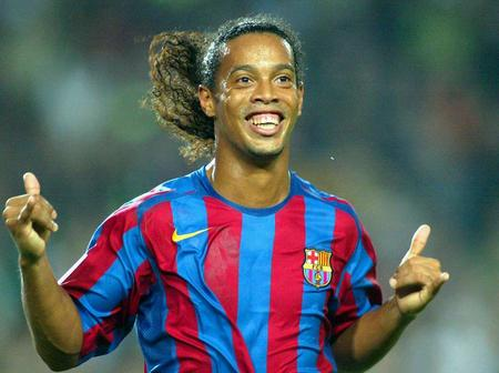 Check Out Ronaldinho's Football Playing Stats While At Prison
