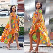 Stylish and beautiful ankara wears