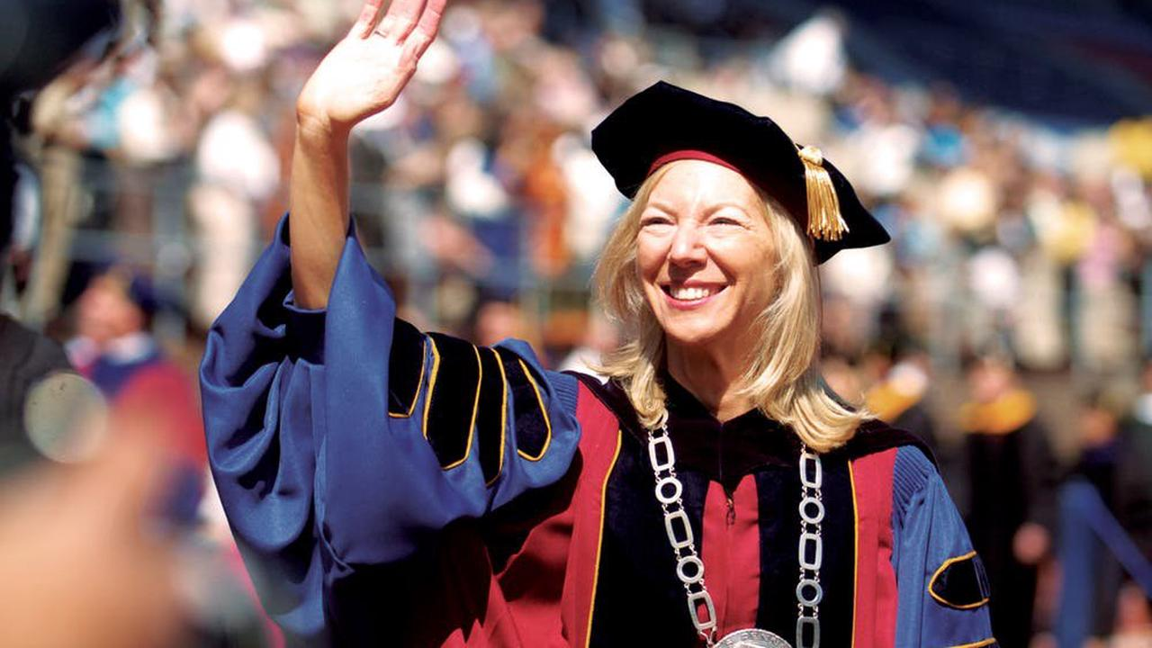 A look back at Amy Gutmann's greatest accomplishments in her 17 years as Penn president