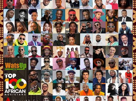 Map doesn't recognize you, Medikal teases Strongman and Teephlow over Top 100 African Musicians