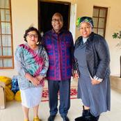 Another trip to Nkandla by ANC comrades