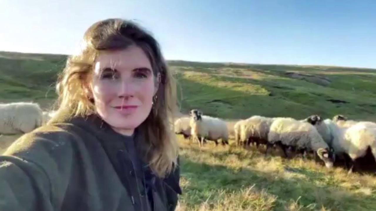 Our Yorkshire Farm star Amanda Owen shares update with fans 'What a week it has been!'