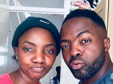 'Blood Is Thicker Than Water'- Meet Singer Simi's Look-Alike Elder Brother (Pictures).
