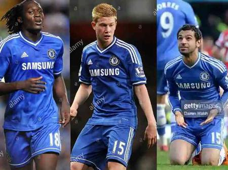 4 Players Who Left Chelsea At a Young 4 Players Who Left Chelsea At a Young  Age And Later Became Stars.