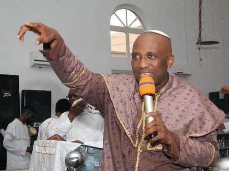 Bayelsa : 'Don't Jubilate, Victory Belongs To PDP' – Primate Ayodele tells APC, David Lyon